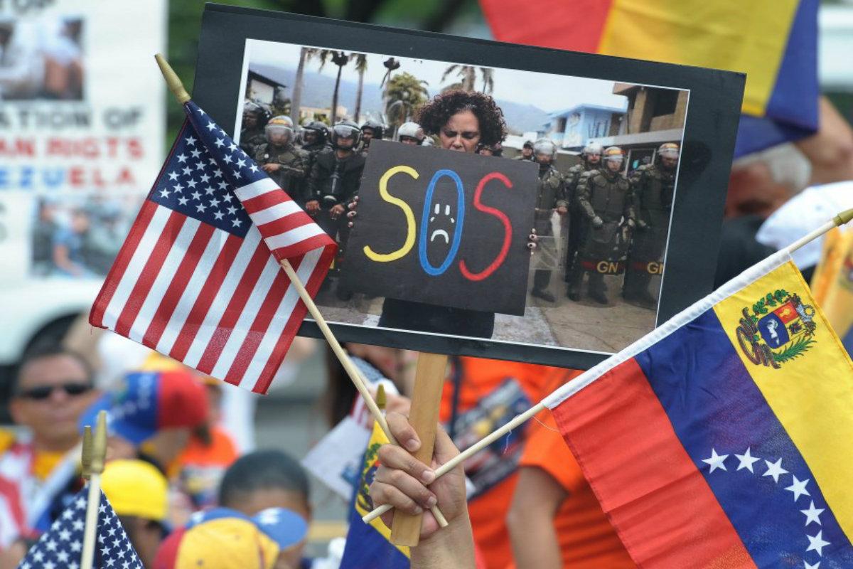 venezolanos en miami estados unidos