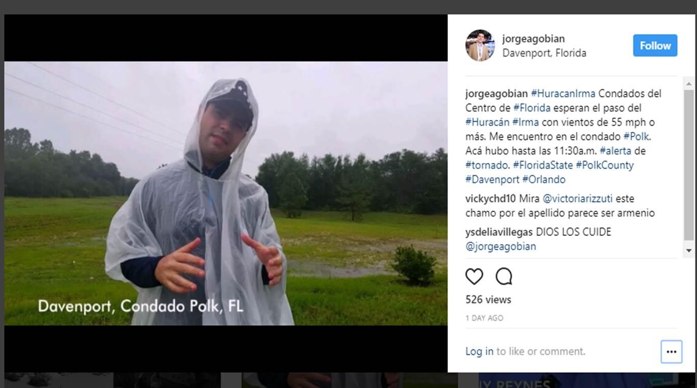 huracan irma_ jorge agobian