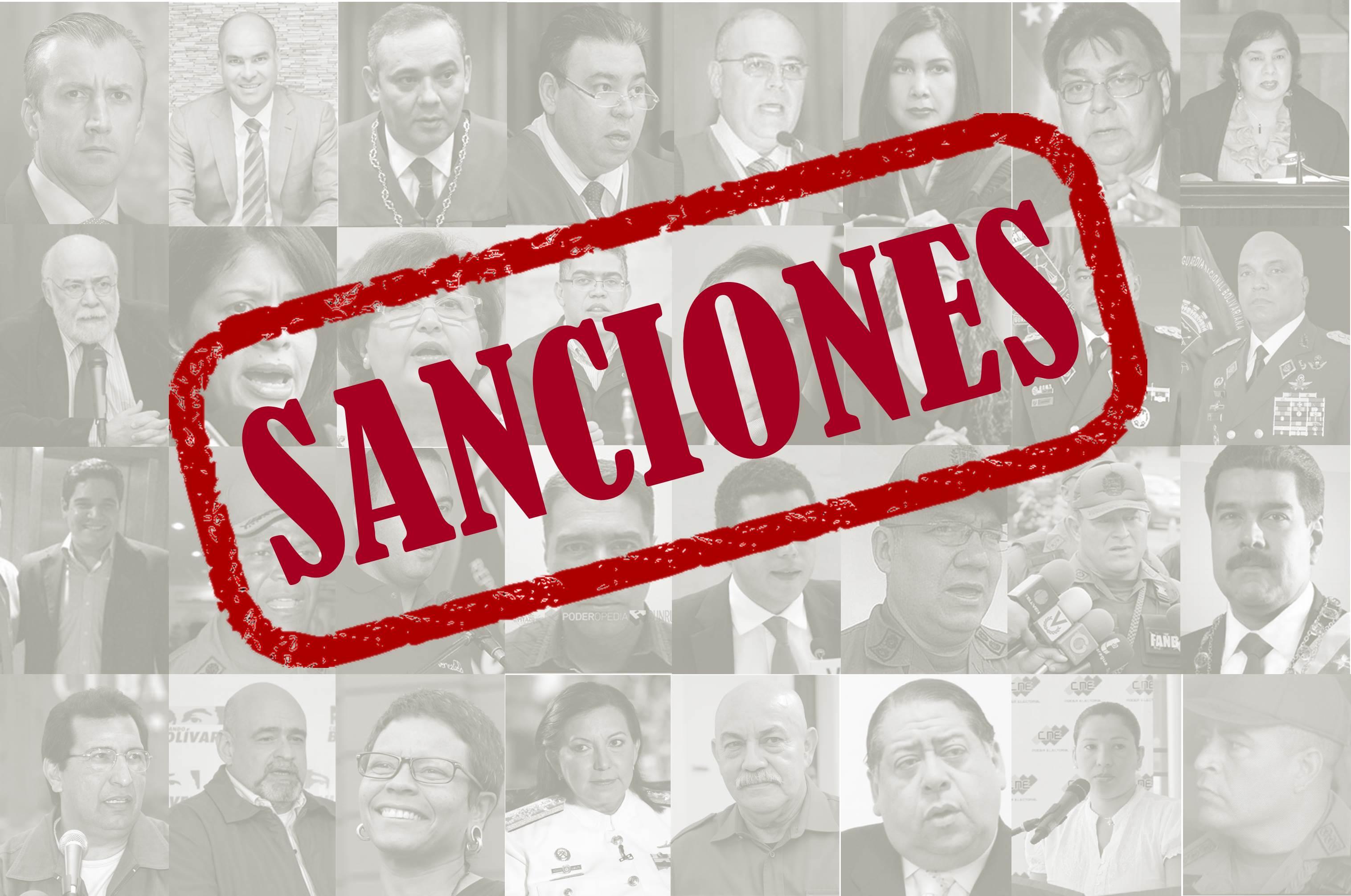 Sanciones_Estados Unidos_Venezuela